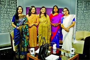 Deepto TV to telecast Int'l Women's Day talk show Unnoyone Nari