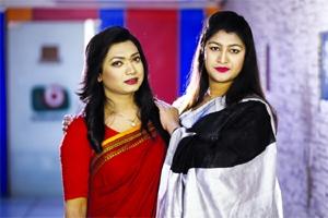 Shishir, Mou get chance as news presenter, actress on Boishakhi TV