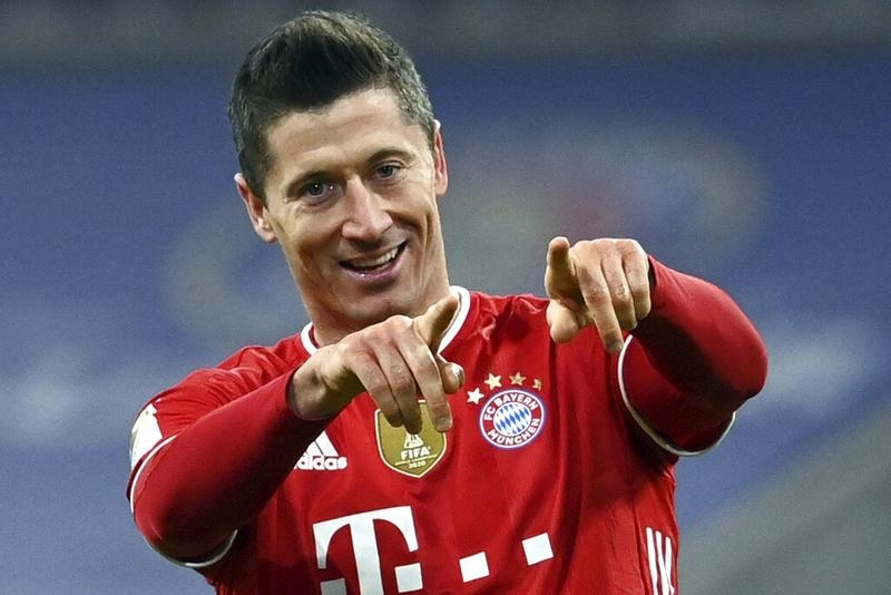 Lewandowski hat-trick tops Haaland double as Bayern beat Dortmund