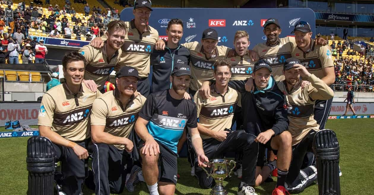 New Zealand v Australia Guptill stars as hosts win T20I series