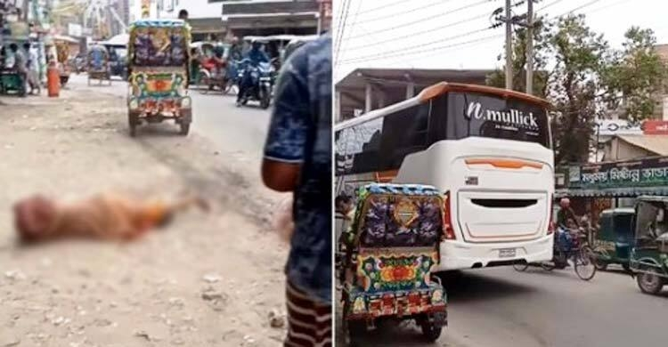Throwing disabled woman from bus: Driver, helper arrested