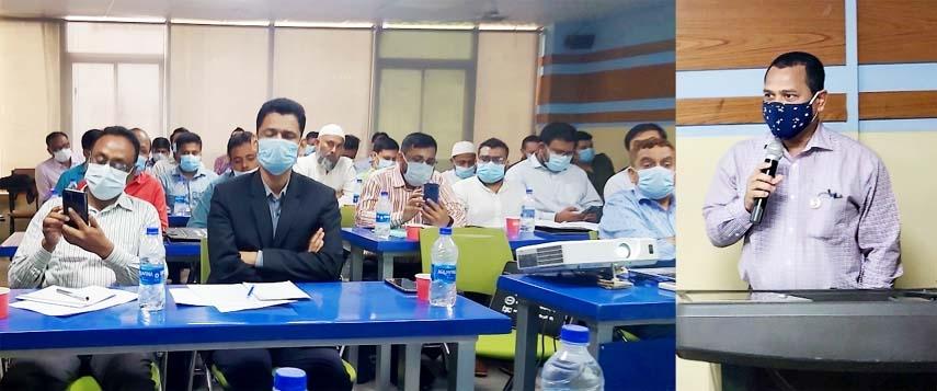 Food safety training at DIU