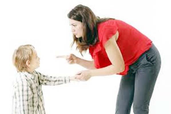 Change child's behavior without punishment
