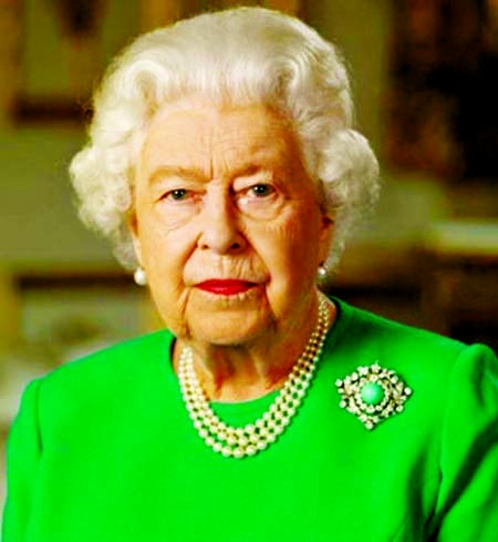 Queen Elizabeth wishes BD on 50 years of independence