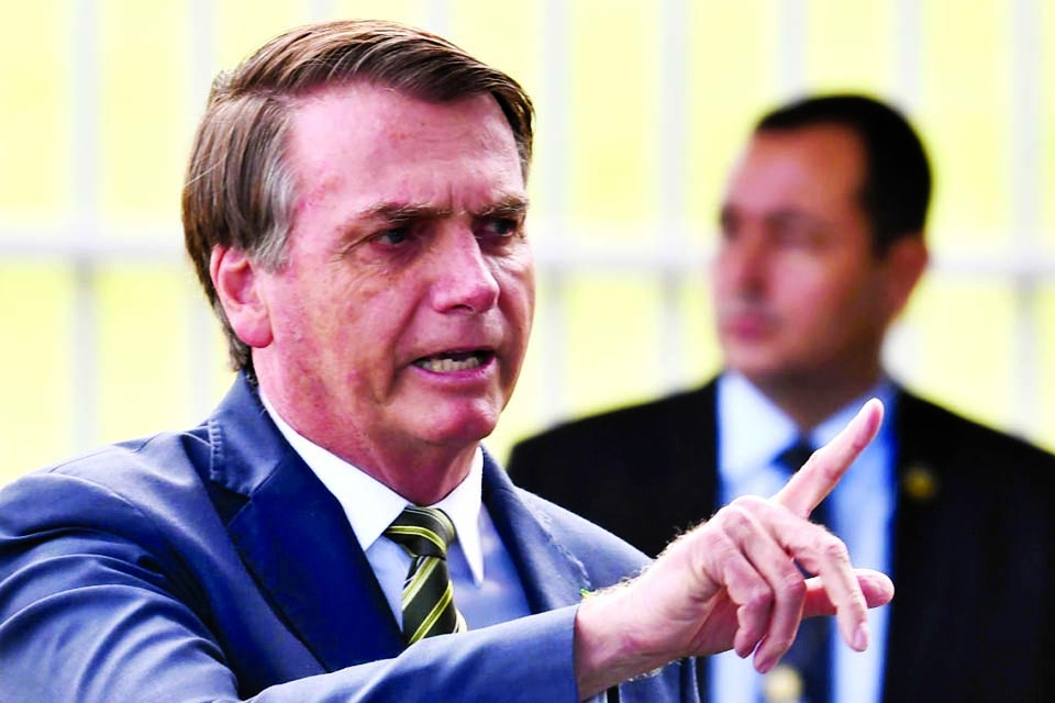 Brazil's president ordered to  pay damages to journo