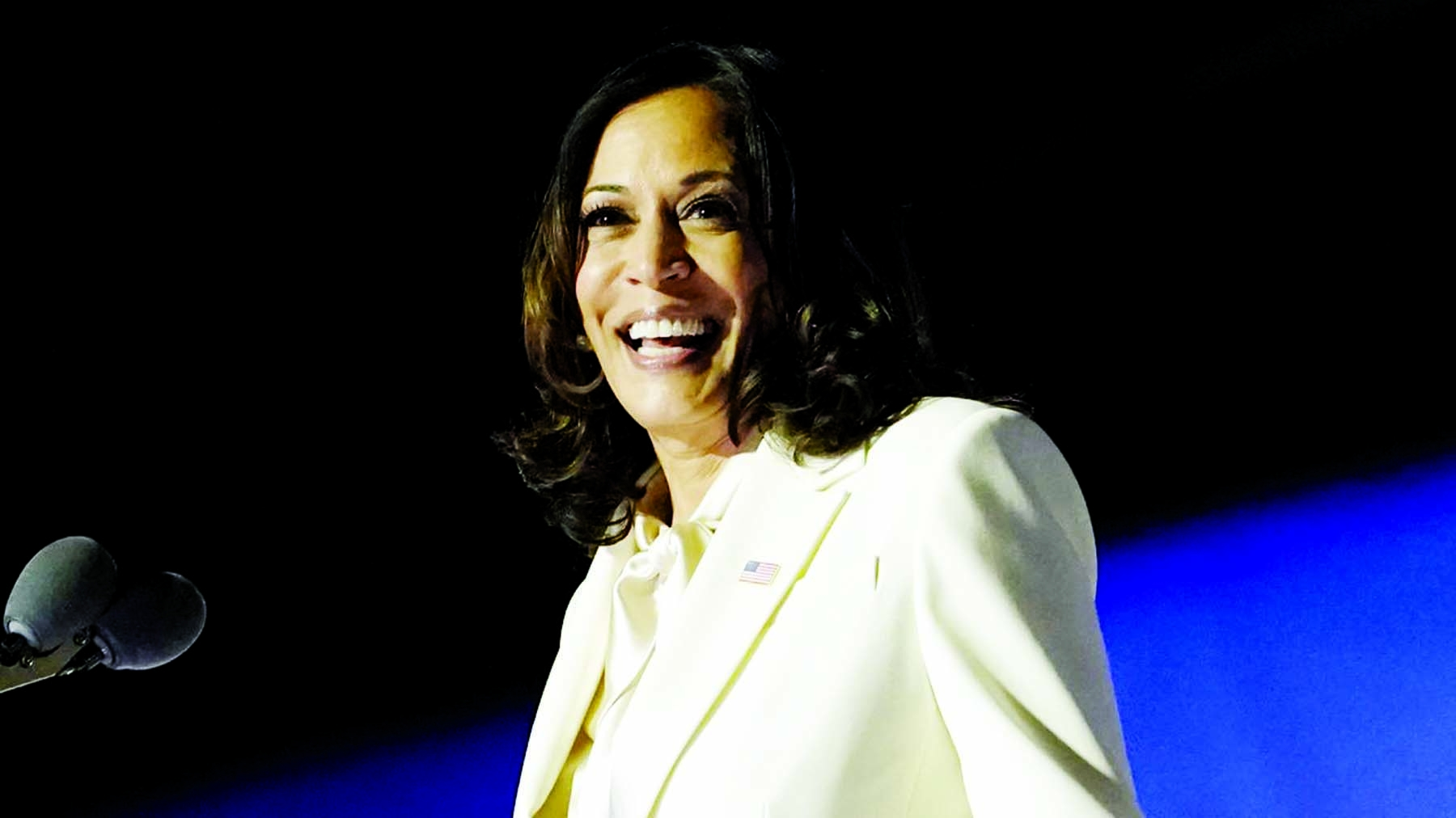 Kamala Harris still living out of suitcases -- getting frustrated