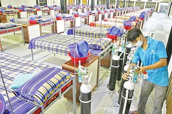 CCC to set up 50-bed Corona isolation center