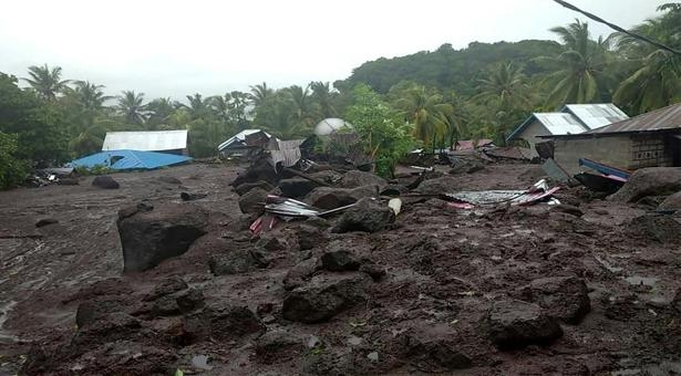 More than 70 dead in Indonesia, East Timor floods