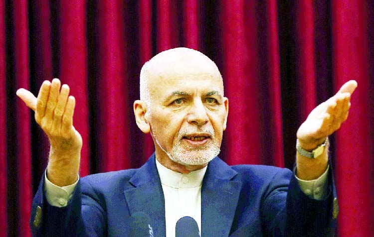 Afghan president to unveil new peace proposal