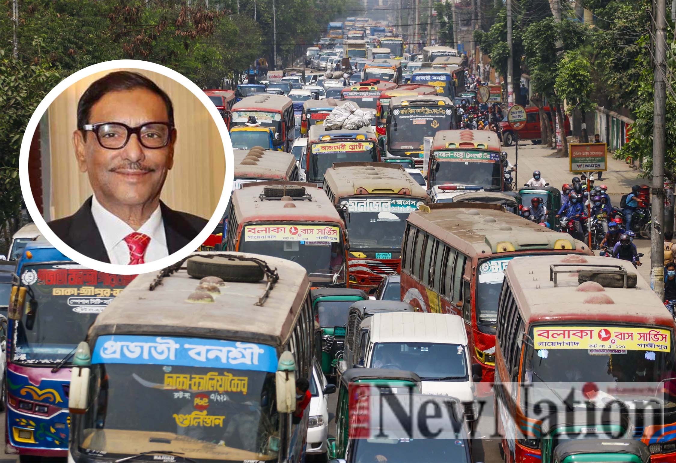 Govt allows public transport to operate during lockdown