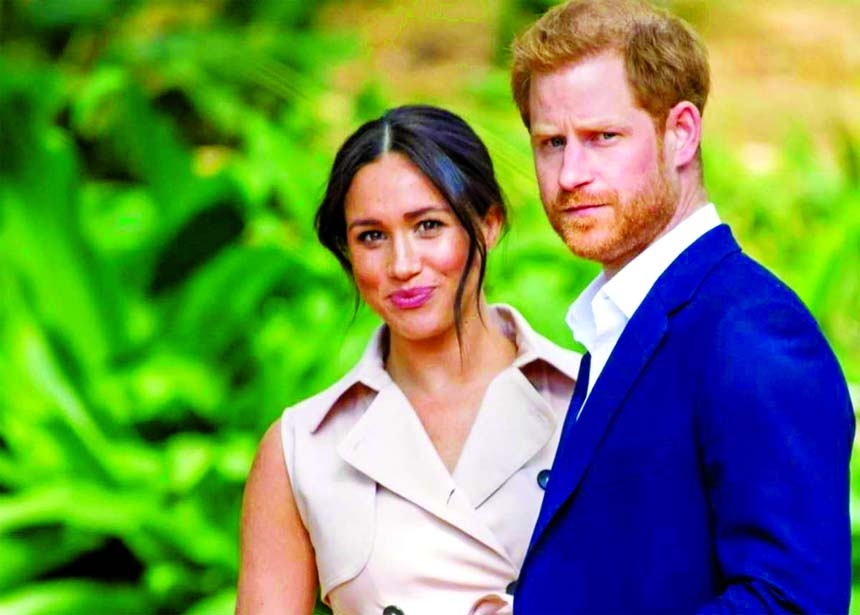 Prince Harry, Meghan's first Netflix project to focus on Invictus Games
