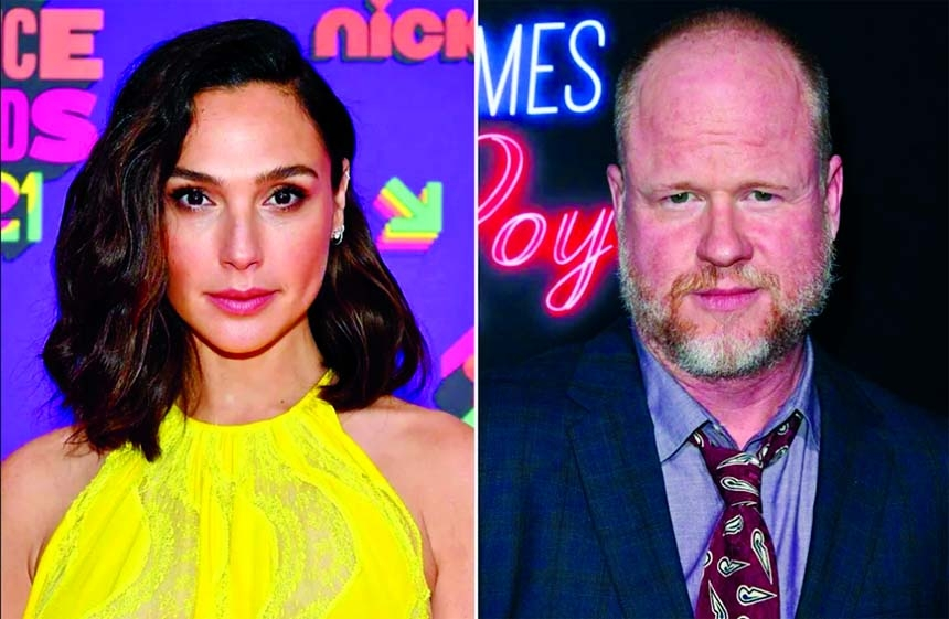 Joss Whedon threatens Gal Gadot's career