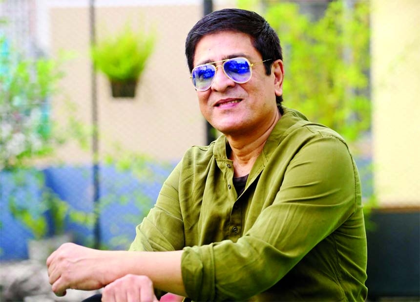 Actor Amit Hasan composes song for first time