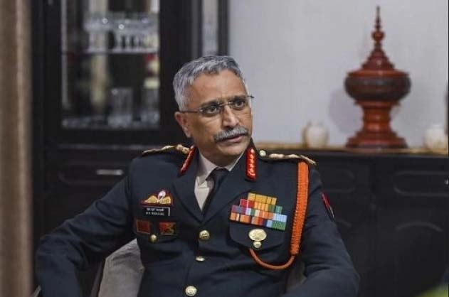 Indian army chief arrives on 5-day visit