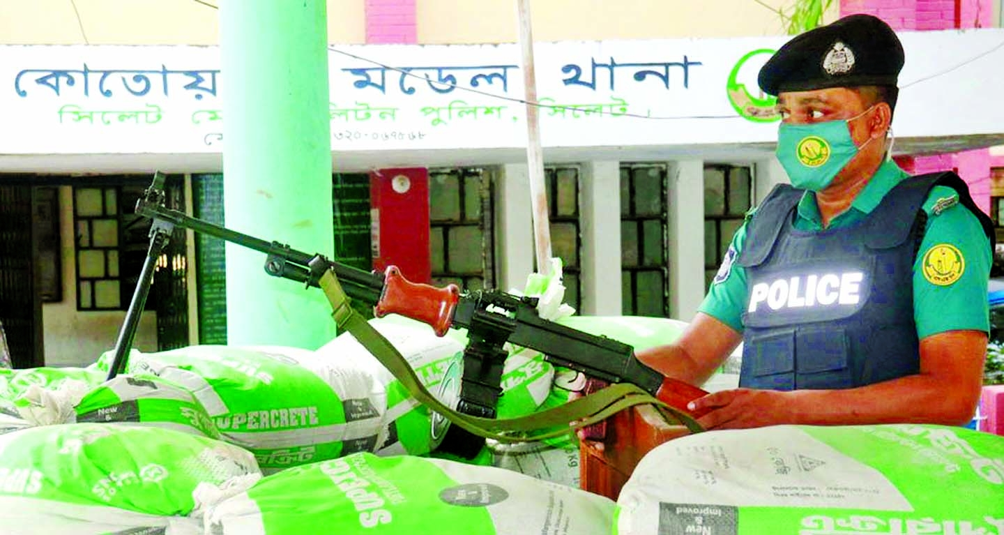 Concern over security LMG posts set up in Sylhet Thanas