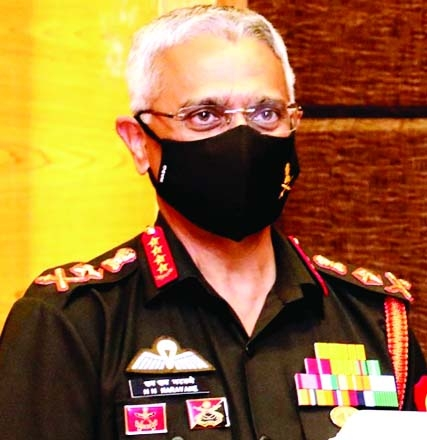 Indian Army Chief in city