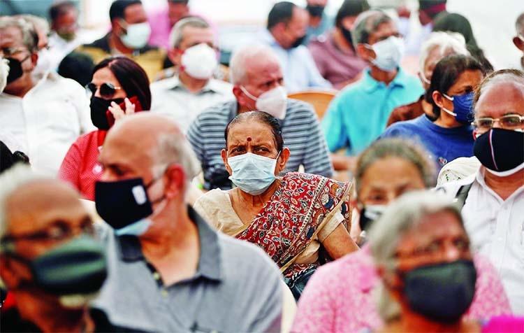 India's hardest-hit state battles huge vaccine shortages