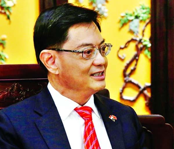 Singapore Deputy PM unexpectedly steps aside as future premier