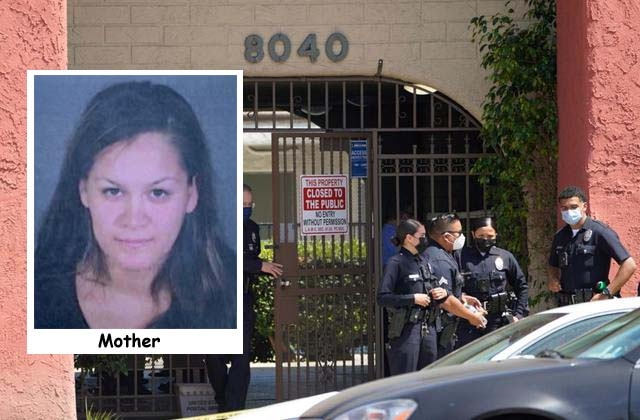 3 young children found slain in Los Angeles; mother arrested