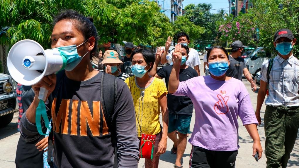 Myanmar forces kill 82 in single day