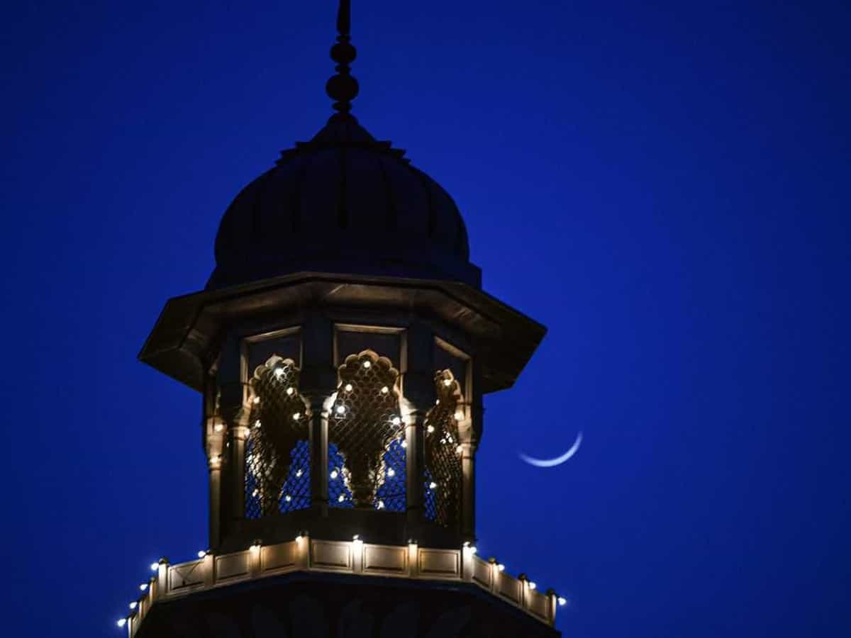 Moon sighted, Ramadan starts Wednesday