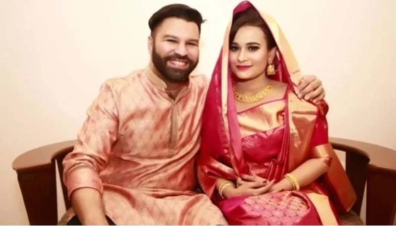 Singer Putul ties knot before lockdown