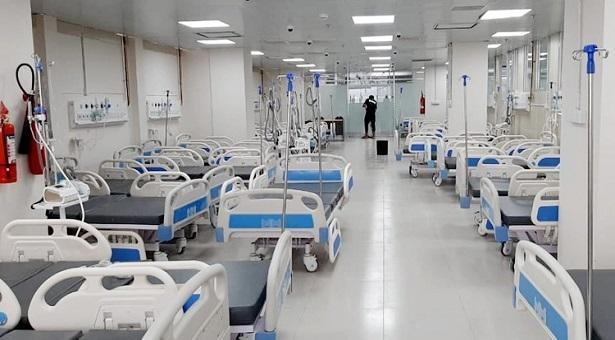 Country's largest COVID-19 hospital opens