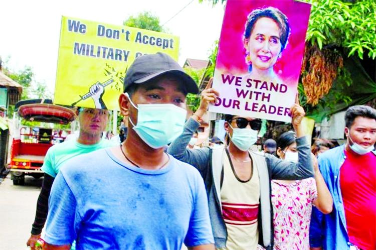 Myanmar unity govt  must be part of ASEAN bid