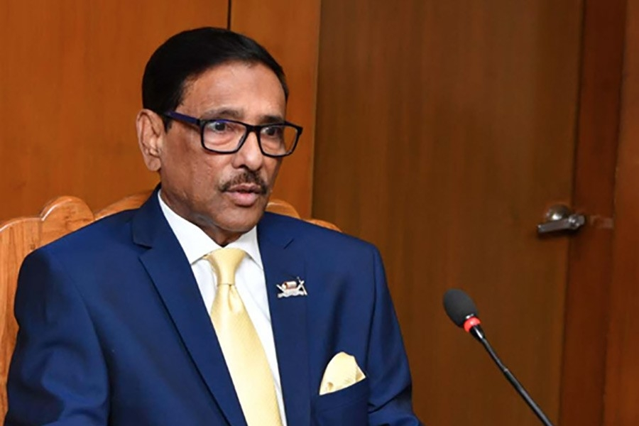 Lockdown may relax before Eid: Quader