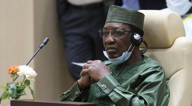 President of Chad is killed as soldiers clash with rebels