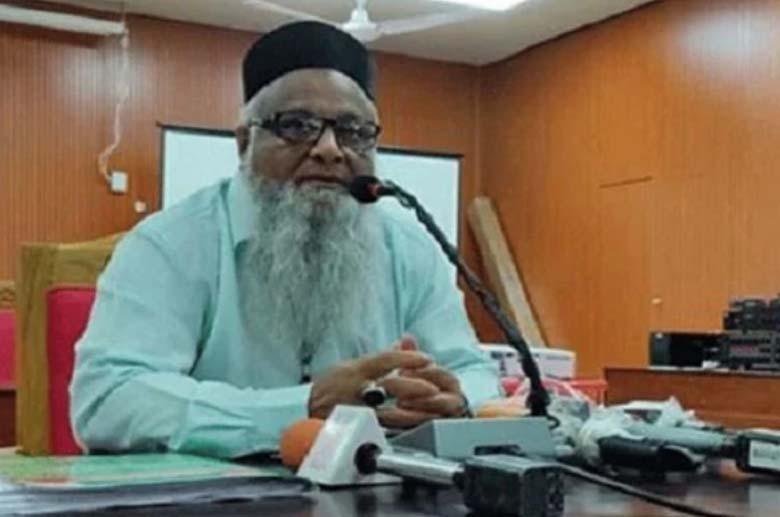 NILMRC director Prof Shamsuzzaman dies of Covid-19