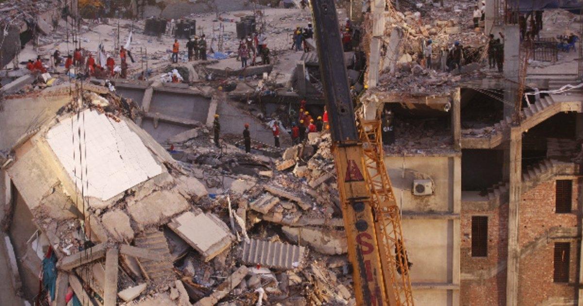 8th anniversary of Rana Plaza tragedy