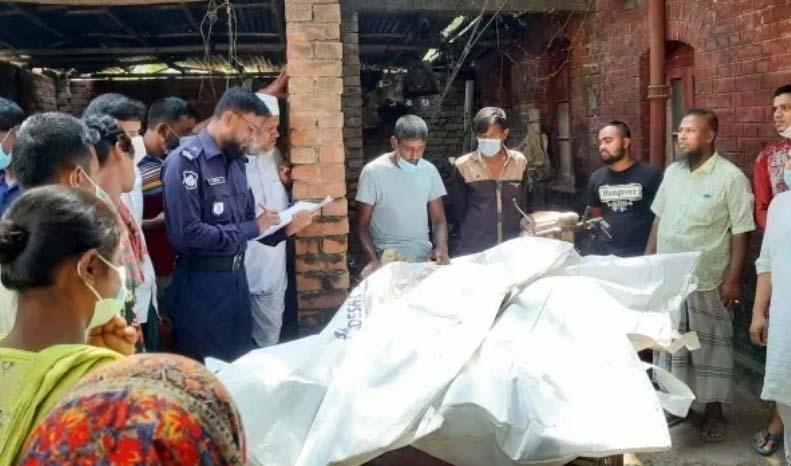Two madrasa teachers killed in Natore road crash