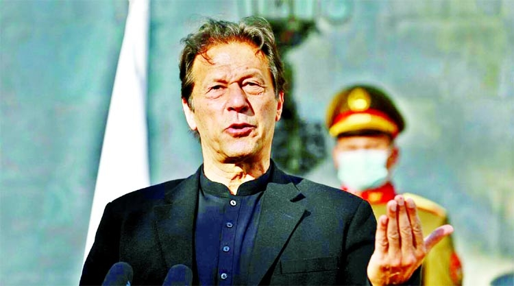 Imran Khan expresses solidarity with India over Covid-19 crisis