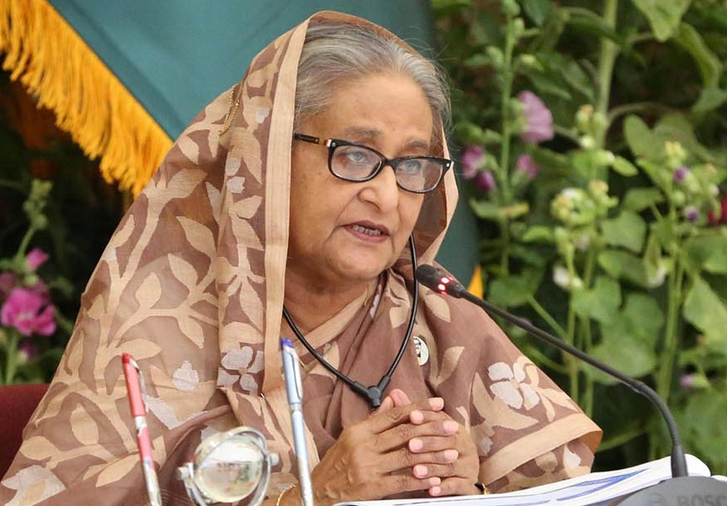 Vaccines to be procured at any expense: Hasina