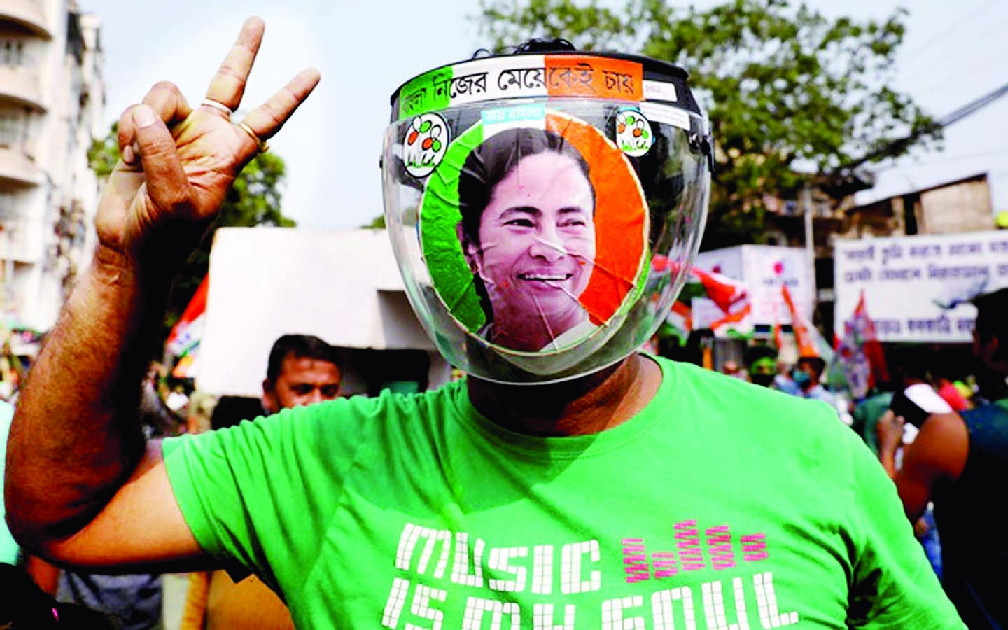 Victory belongs to people of West Bengal: Mamata after Trinamool's massive win