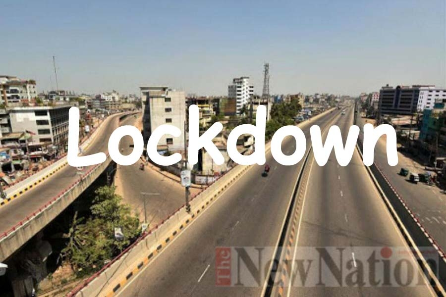 Ongoing lockdown extended till May 16