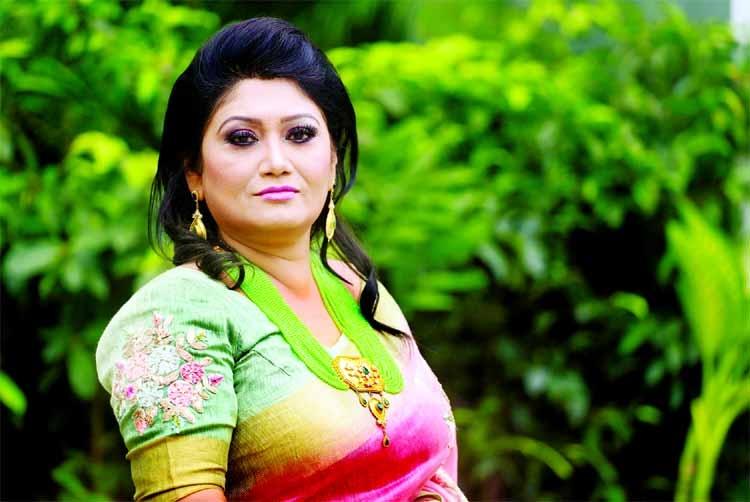 Rumana Islam releases her new song before Eid