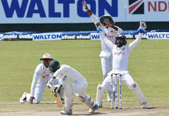 Sri Lanka clinch Test series 1-0
