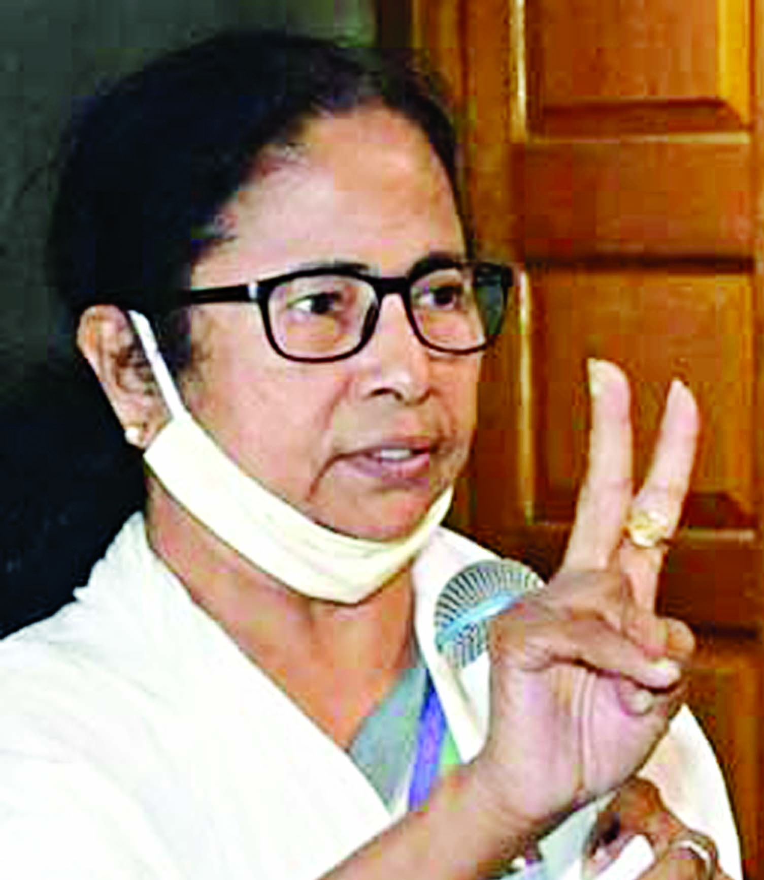 Mamata to take oath as CM on 5 May