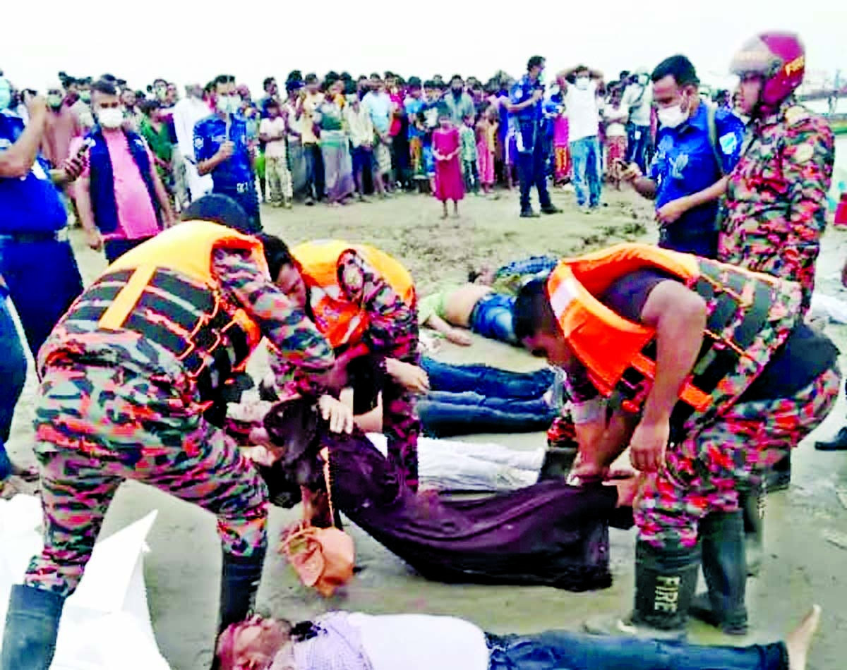 26 killed in Padma speedboat tragedy