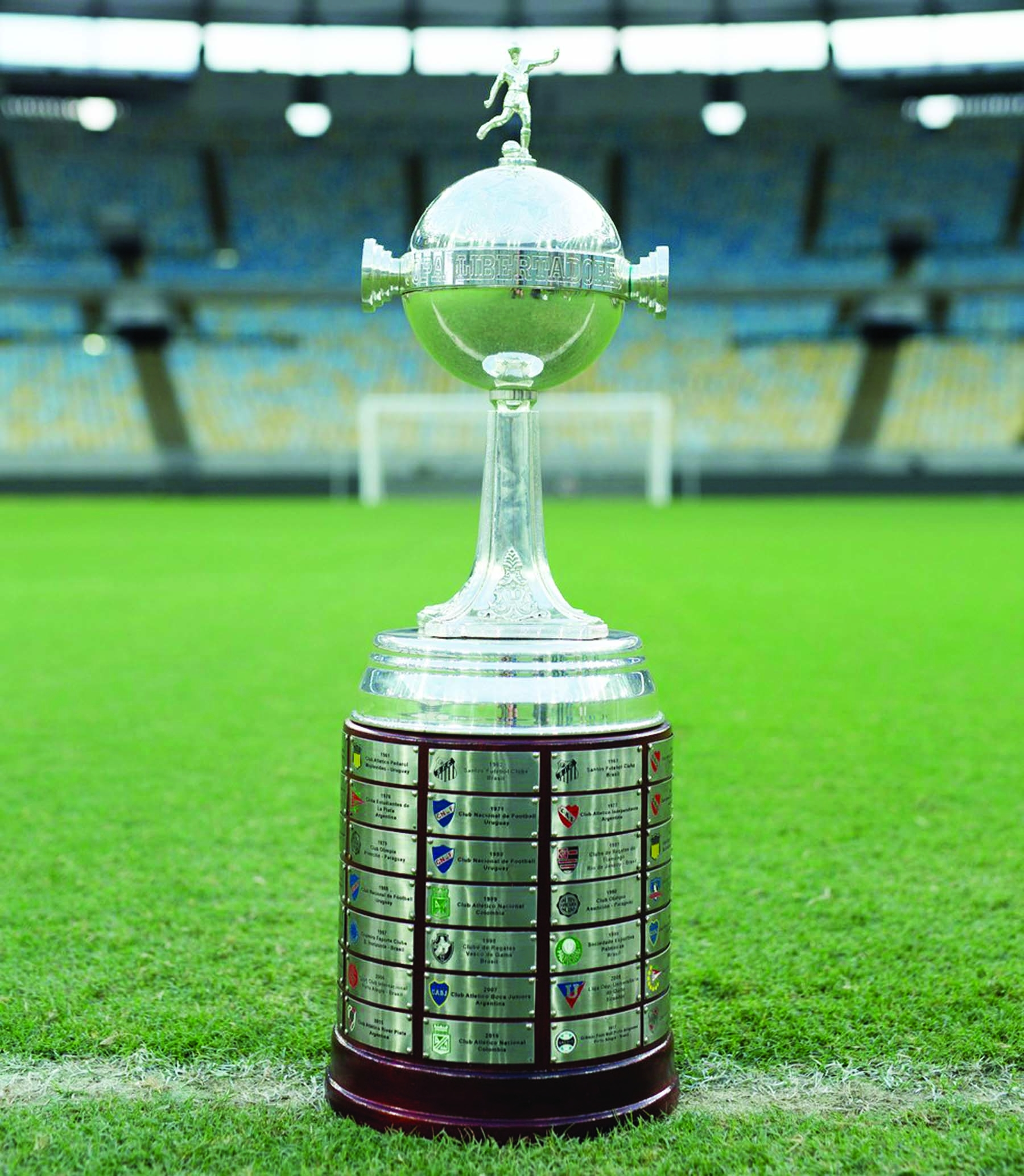 Two Copa Libertadores matches shifted amid unrest