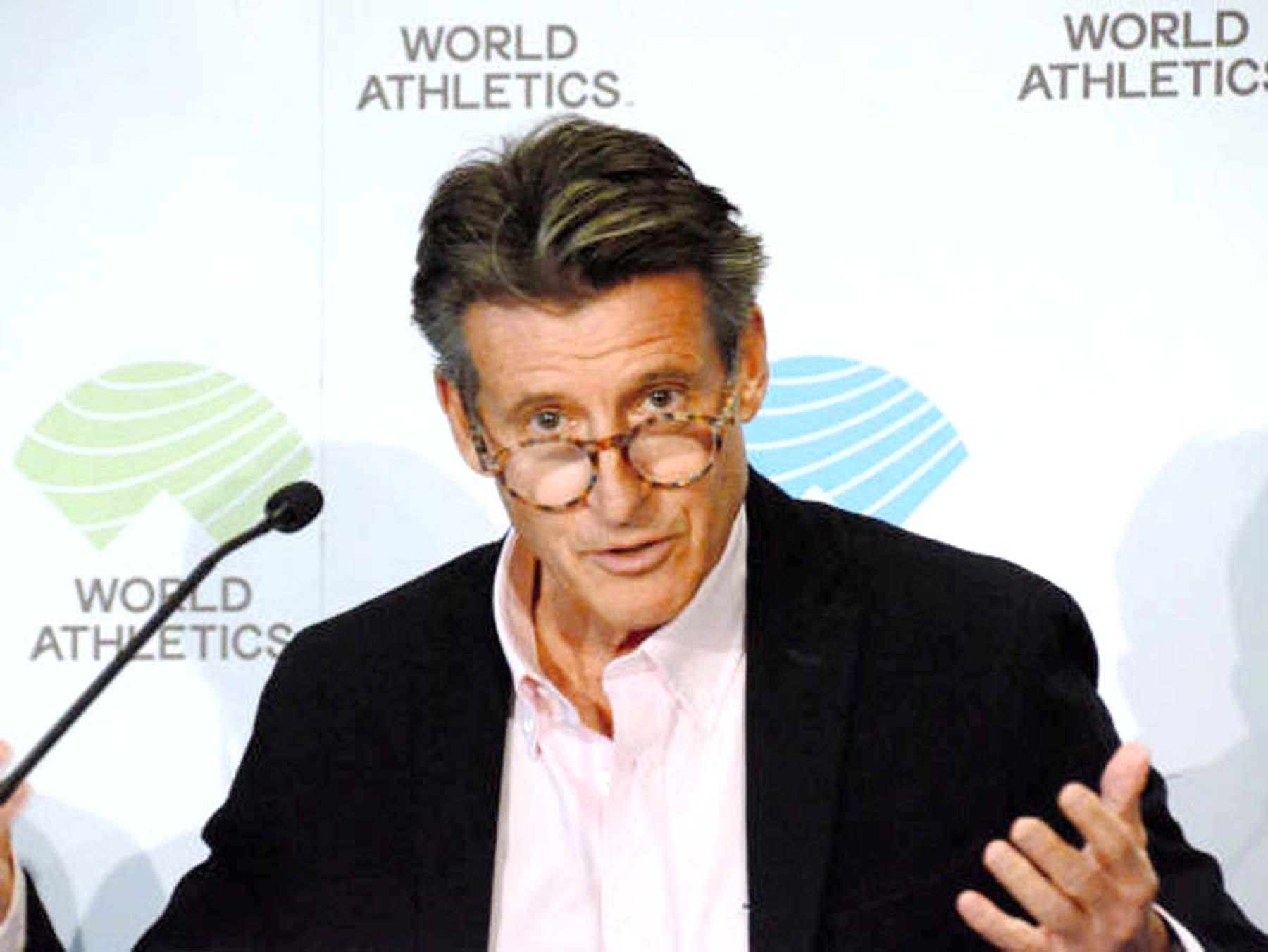 Athletes should prepare for Olympics without spectators: Sebastian Coe