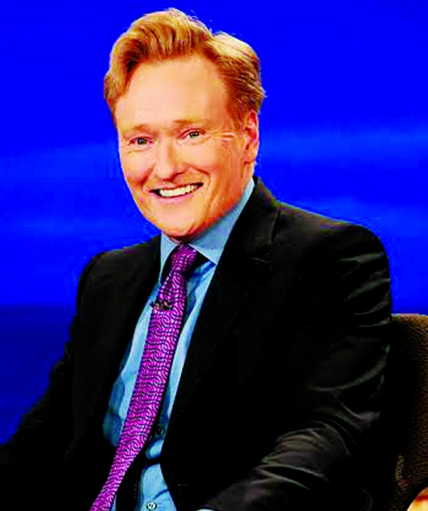 Conan O'Brien to put his eponymous late night show