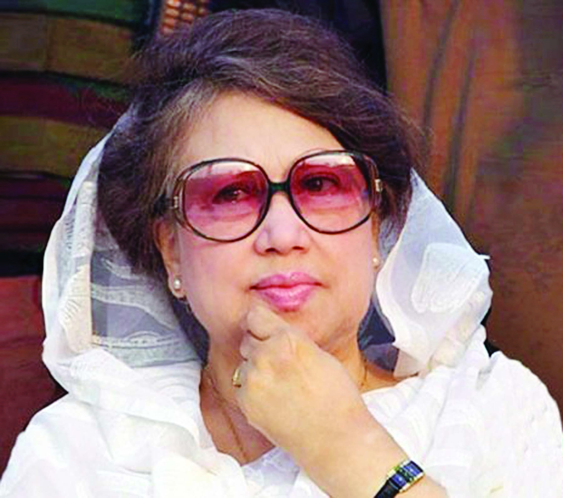 Law Ministry's opinion soon to let Khaleda go abroad
