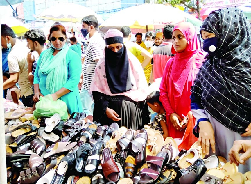 Footwear traders struggling to recover losses