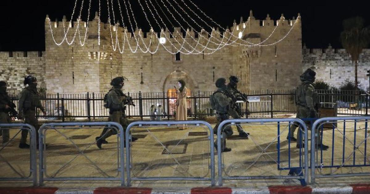 Israeli police beef up presence in Jerusalem, fearing unrest