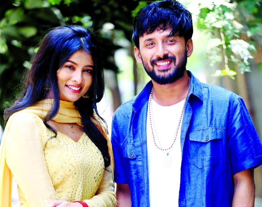 Toya, Manoj pair up for Eid telefilm
