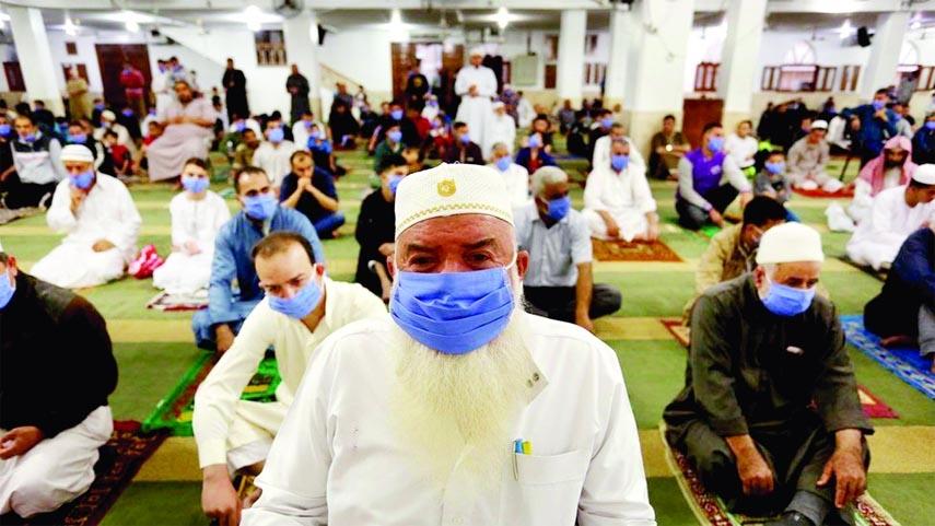 Eidul Fitr amid the Covid-19 pandemic