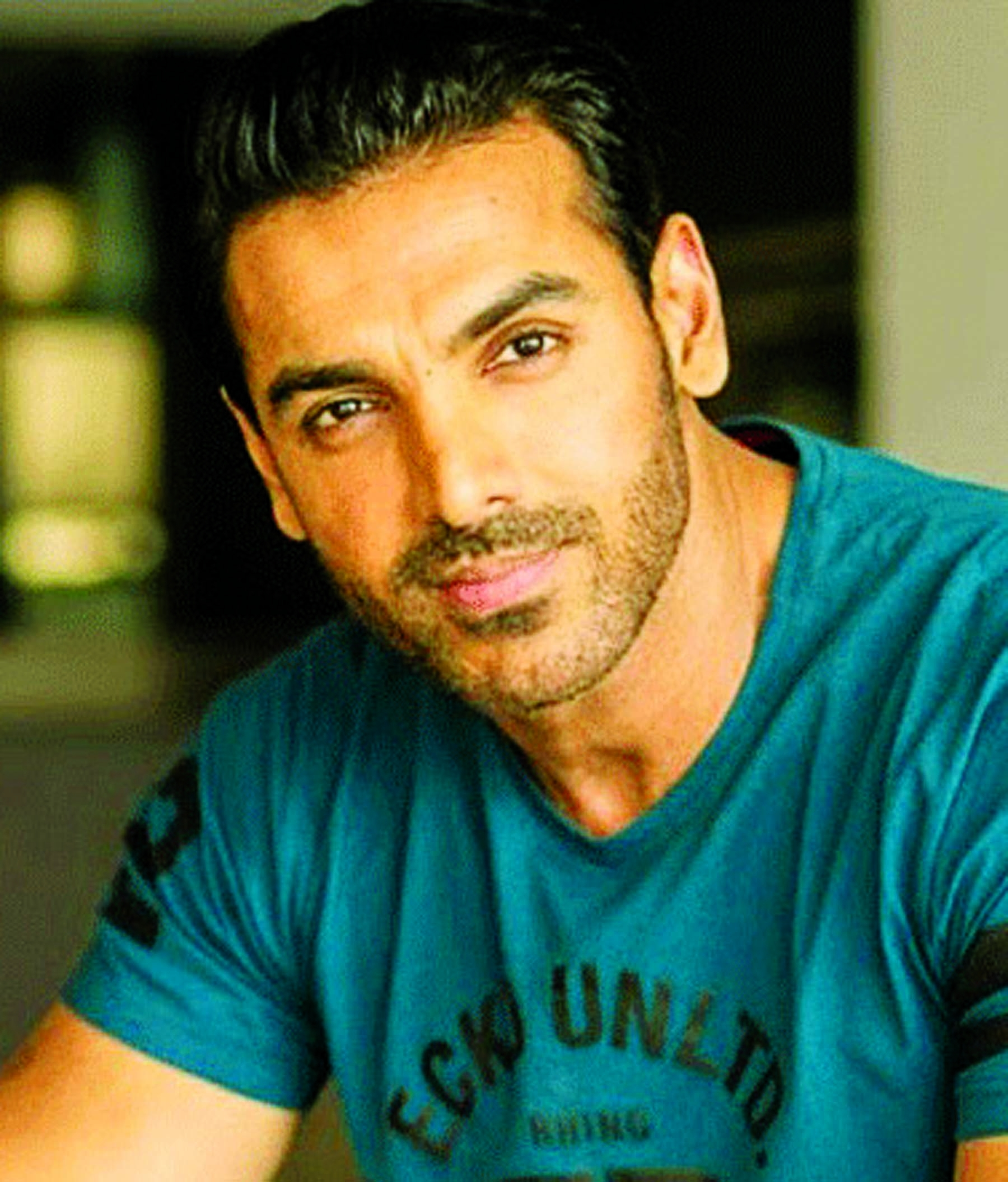 John Abraham invites people for a noble cause